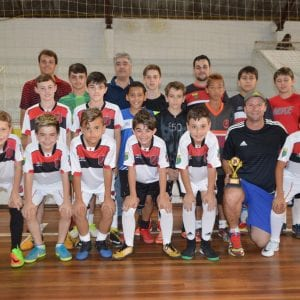 Paulista entra na semana decisiva para a final do estadual sub-11